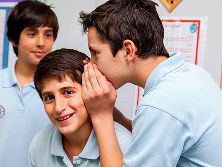 Дети средняя школа